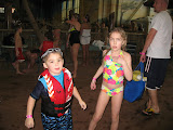Having fun at Kalahari Water Park in OH 02192012p