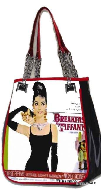 Borsa-Audrey-Hepburn-Borsetta-Shopping-shoulder-bad-donna-women-Zip-3-comparti