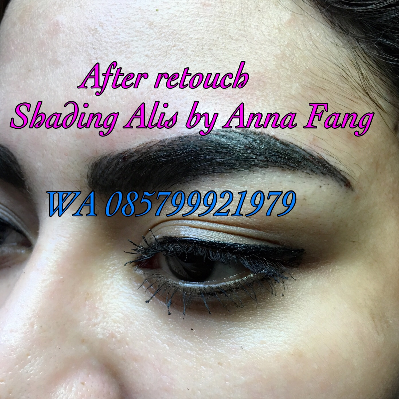 ANNA FANG Center Of Pemanent MakeUp Amp Beauty Salon Studio