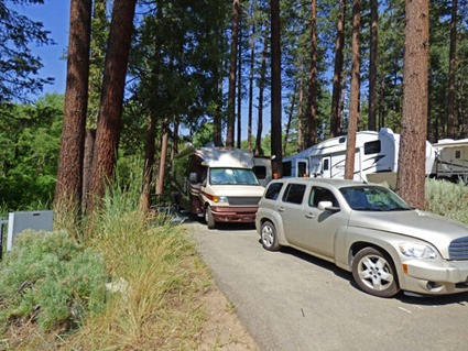 Zephyr Cove Resort -- RV Park & Campgrounds