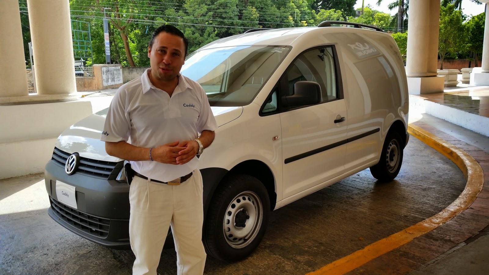 339 Volkswagen Caddy 2014 A La Venta En Mexico