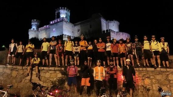 Ruta nocturna a la Pedriza, sábado 11 de julio 2015 ¿Te apuntas?