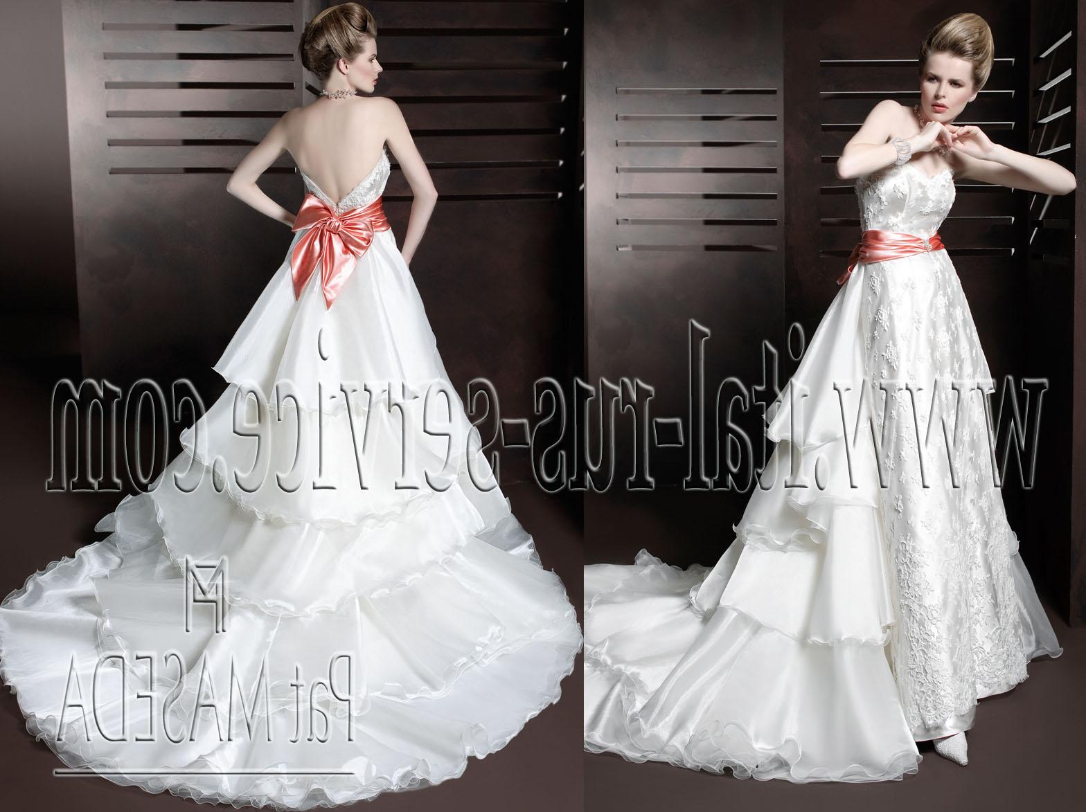 Pat MASEDA Wedding gowns