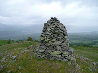 Black Fell Summit Cairn
