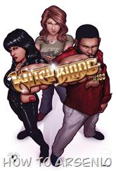 Actualización 12/11/2015: The Witchblade - FloydWayne nos trae los numeros #163 al 179, gracias a ntellez del CRG.
