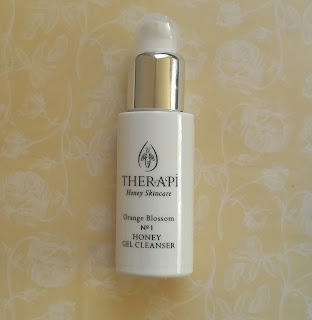 Therapi Orange Blossom Honey Gel Cleanser.