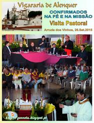 Visita Pastoral - 26.SET.15