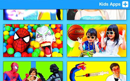 Superheroes Fun Kids Videos For PC