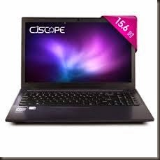 CJSCOPE QX-250 15.6吋 筆電(i7-4710MQ/HD46/500G72/Win7)開箱
