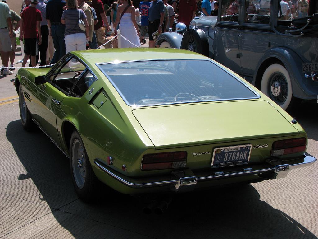 1971 Maserati Ghibli 1024 x
