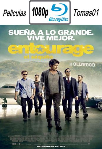 Entourage: La Película (2015) [BRRip 1080p/Dual Latino-ingles]