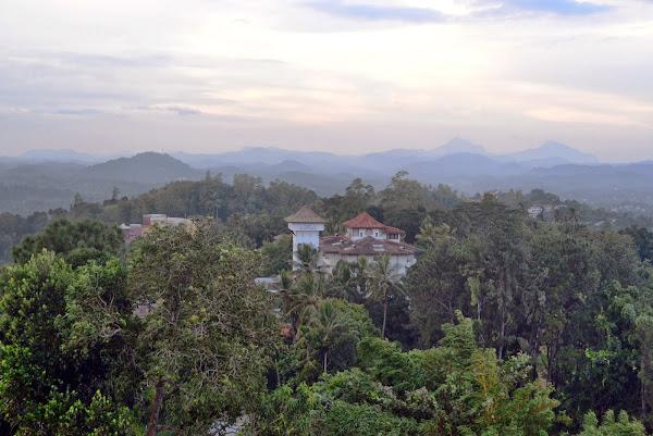 Вид на горы, Шри Ланка