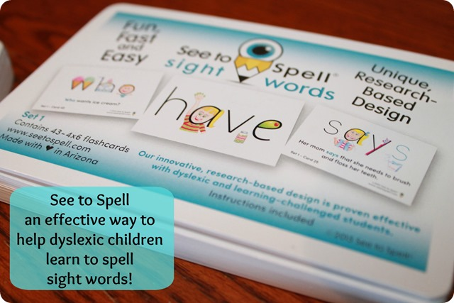 See to Spell Review