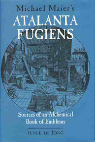 Cover of Michael Majerus's Book Atalanta Fugiens