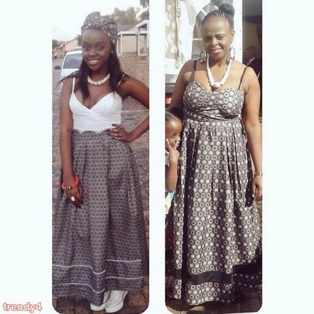 African fashion styles shweshwe dresses 2015