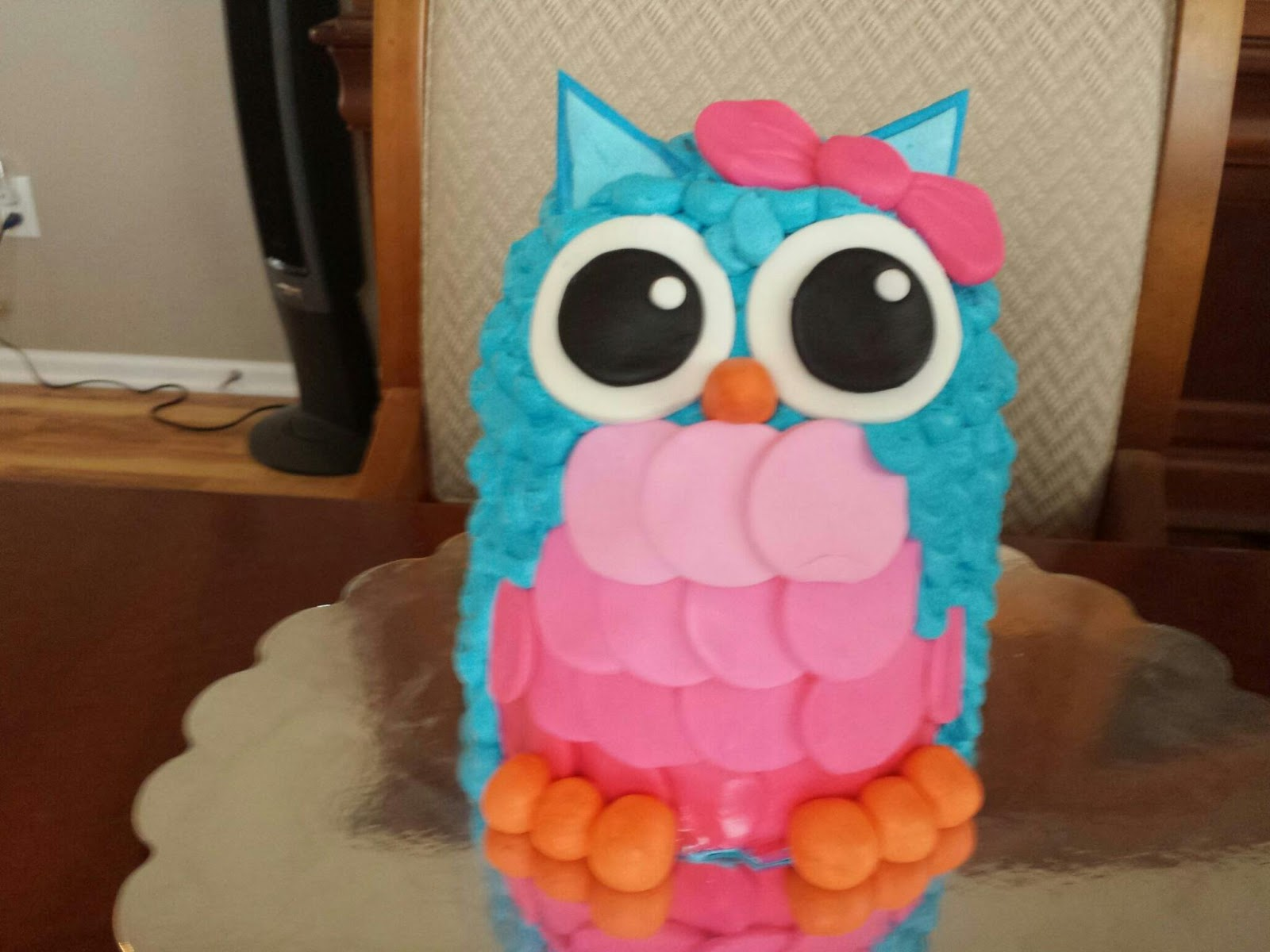 Cake Ambrosia: Character Cakes
