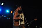 Greek instruments meet ska-rock. photo credit: Eric Ribellarsi