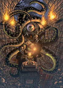 Cover of Howard Phillips Lovecraft's Book The Curse of Yig