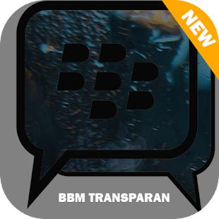 New transparan bbm - screenshot