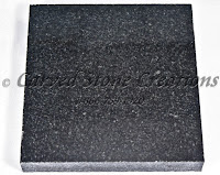 18x18 Polished Absolute Black Granite Tile