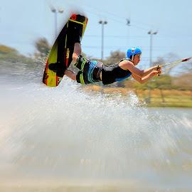 Lake telaviv by Dong Leoj - Sports & Fitness Watersports ( watersports, sports&fitness )