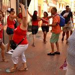 tańcem ferii jest sevillana, czyli uproszczona i usystematyzowana wersja flamenco