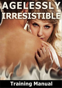 Cover of Adam Gilad's Book Agelessly Irresistible Attraction Mastery For The Over 35 Man