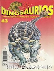 P00063 - Dinosaurios #63