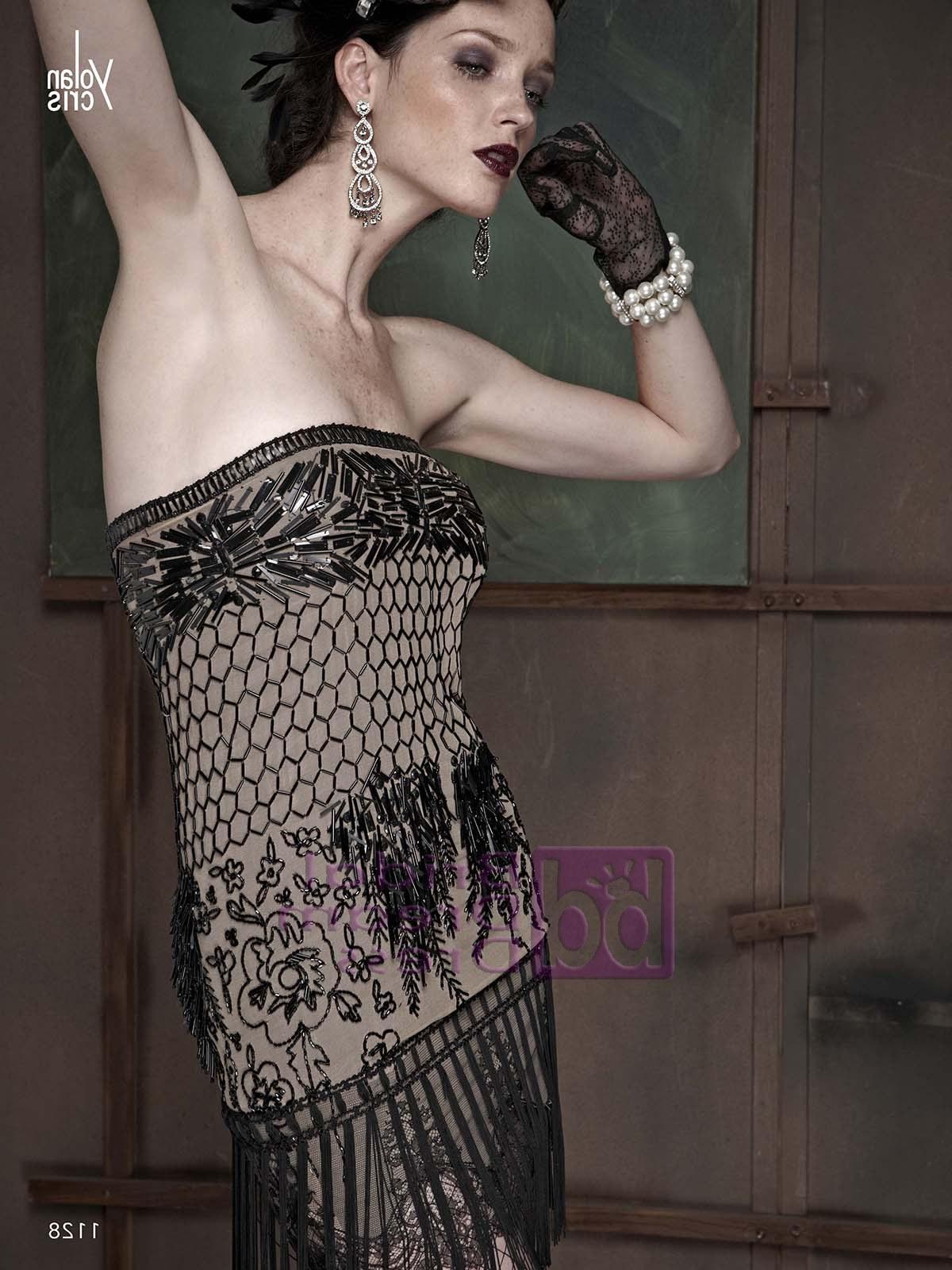 YolanCris Night Collection Art Deco 1128