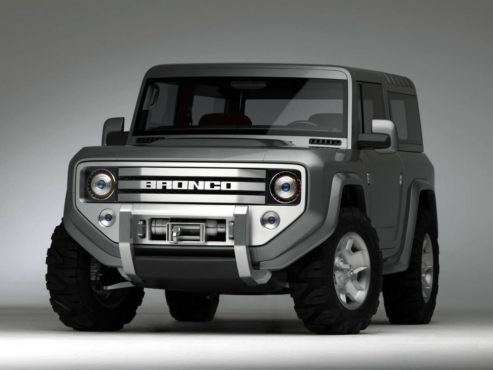 Ford Bronco photo