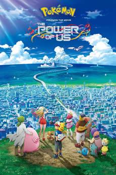 Baixar Filme Pokémon o Filme: O Poder de Todos (2019) Dublado Torrent Grátis