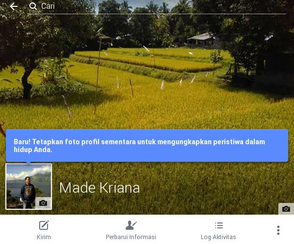 Facebook Bisa Ganti Foto Profil Dengan Durasi Waktu