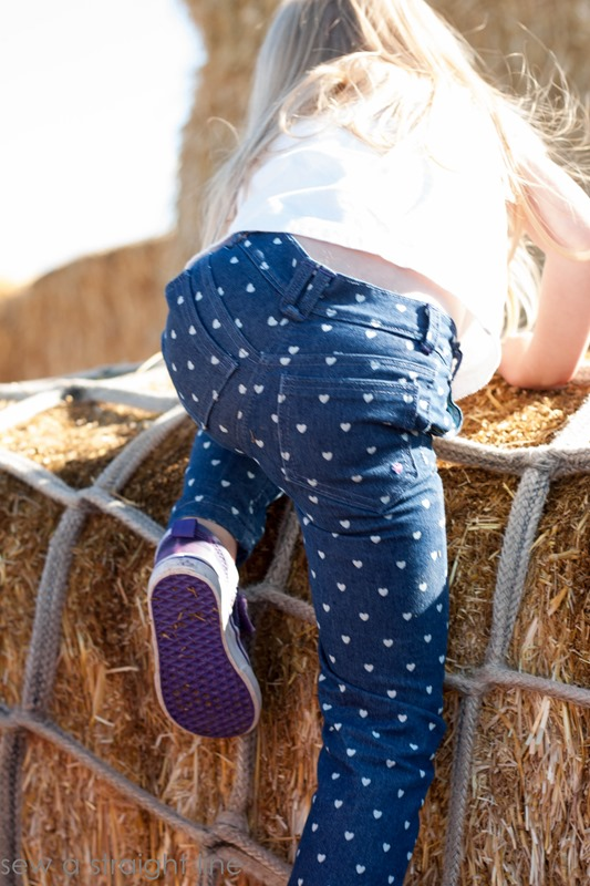 Ottobre Skinny Jeans sew a straight line-5