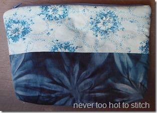 lingerie zipper pouch