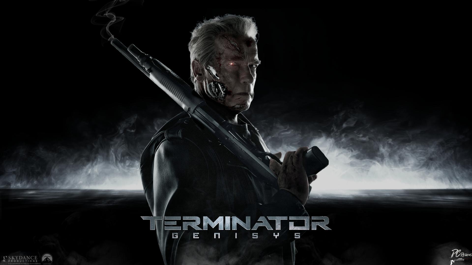 Εξολοθρευτής: Γένεsys (Terminator: Genisys) Wallpaper