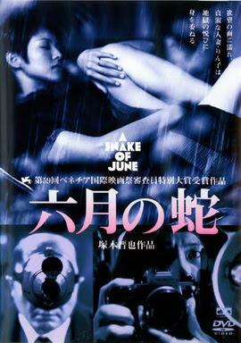 [MOVIES] 六月の蛇 (2003)