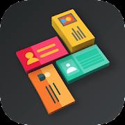 Business Card Maker, Name Card Design & Creator