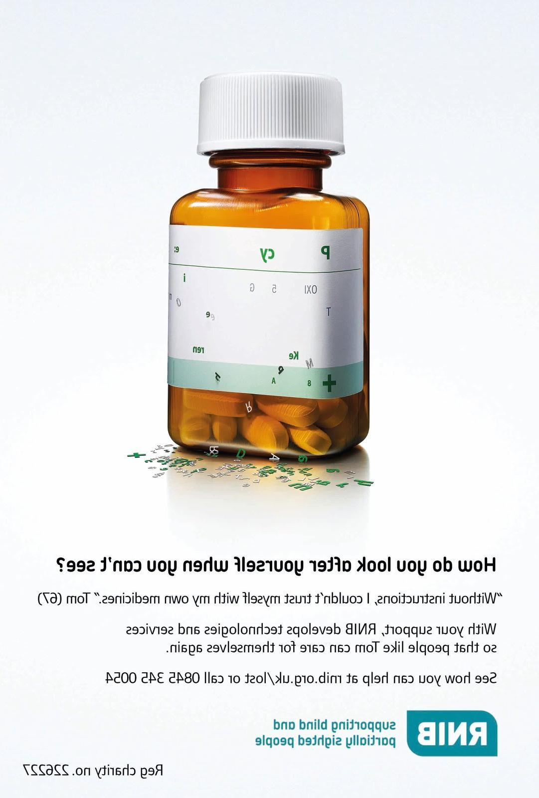 RNIB Autumn campaign launch