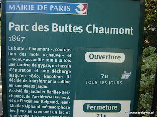 des Buttes Chaumont