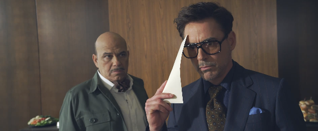 Robert Downey Jr. Has Super Mind Powers In New HTC Ads