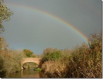 2 and a rainbow