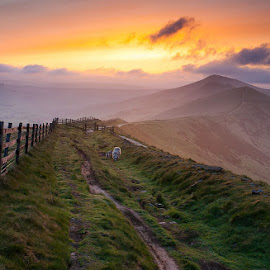 by Martin West - Landscapes Mountains & Hills