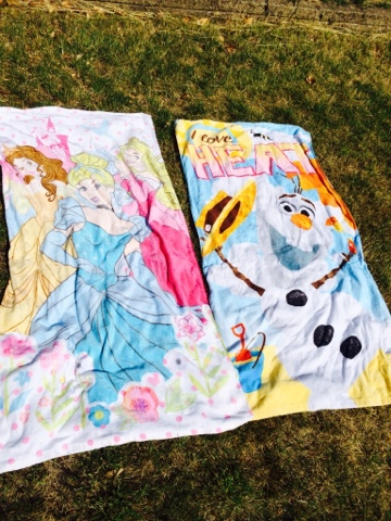 George Asda beach towels  #georgeousdresses