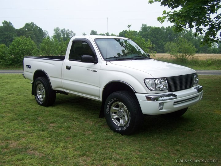 1995 Toyota Tacoma Regular Cab Specifications Pictures