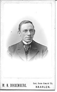Pieter Sernee * 7 april 1854 te Haarlem † 16 mei 1936 te Haarlem