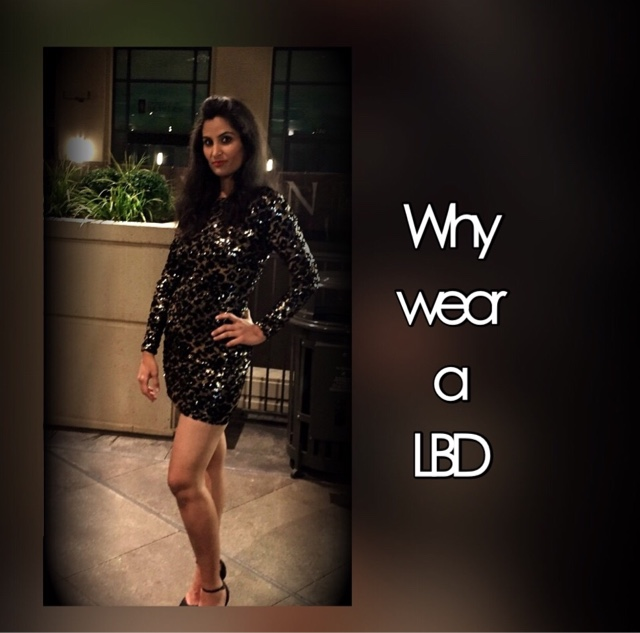 Little black dress, lbd, different ways to style  a little black dress, advantages of wearing a little black dress