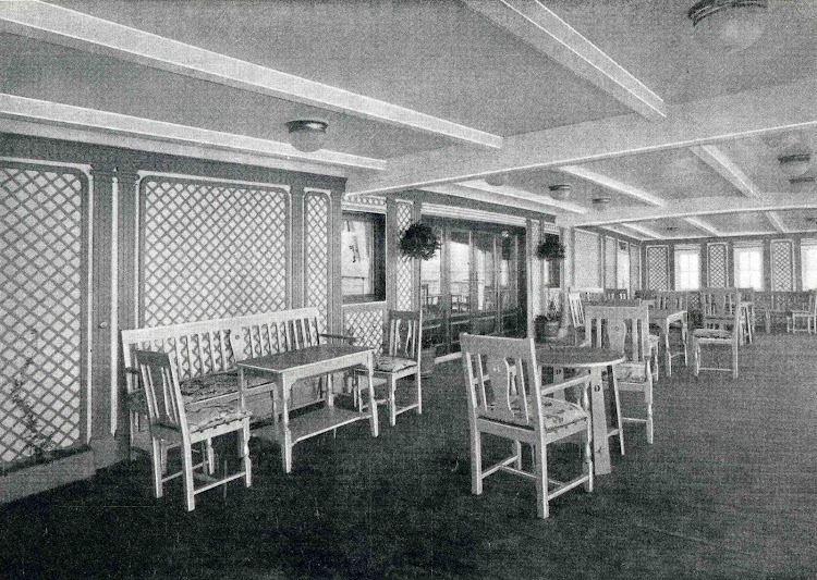 JUAN SEBASTIAN ELCANO. Café verandah. Libro Obras. S.E. de C.N. 1928.jpg