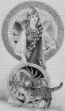 Goddess Freya At Yule