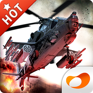 GUNSHIP BATTLE Helicopter 3D apkmania