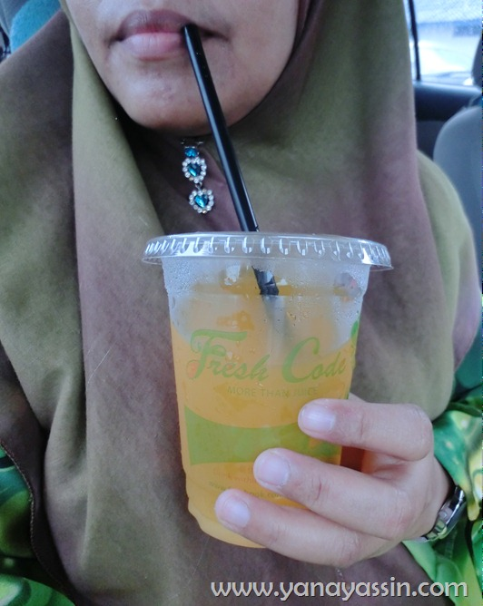 Fresh Code Juice Pakej Detox 7 Hari